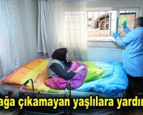 Bağcılar'da yaşlıların ihtiyaçları karşılanıyor