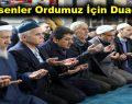 Esenler Ordumuz İçin Duada