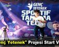 """""""Genç Yetenek"""" Projesi Start Verdi"""