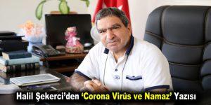 Esenler Müftüsü'nden 'Corona Virüs ve Namaz' Yazısı