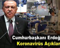 Cumhurbaşkanı Erdoğan'dan Koronavirüs Açıklaması!