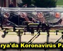 Sakarya'da Koronavirüs Paniği!