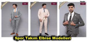 Spor Takım Elbise Modellerinde Wessi'ye Özel Modeller