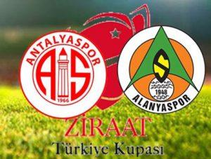 Antalyaspor-Aytemiz Alanyaspor