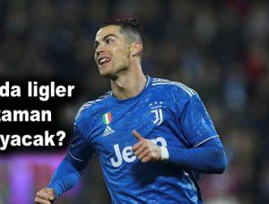 İtalya'da ligler ne zaman başlayacak?