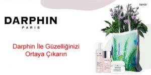 Darphin İle Güzelliğinizi Ortaya Çıkarın