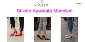 Stiletto Ayakkabı Modelleri