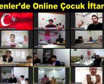 Esenler'de Online Çocuk İftarı