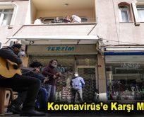 ESEV'den Koronavirüs'e Karşı Moral Timi
