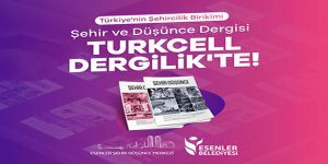 """Türkiye'nin ilk """"Şehir ve Düşünce"""" dergisi"""