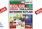 "BÖLGE GAZETESİ ""MAYIS"" SAYISI ÇIKTI!.."