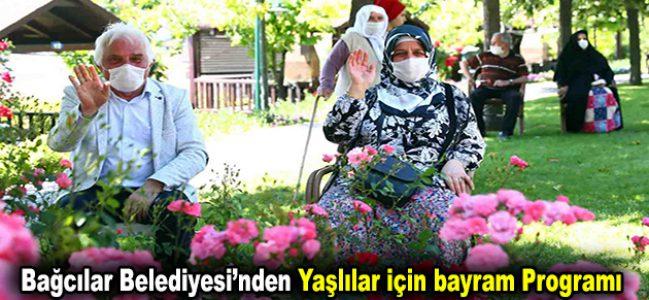 Bağcılar Belediyesi'nden yaşlılar için bayram programı