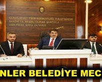 ESENLER BELEDİYE MECLİSİ 2 KASIM'DA