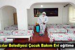 Bağcılar Belediyesi Çocuk Bakım Evi eğitime hazır