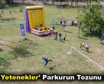 'Genç Yetenekler' Parkurun Tozunu Attırdı