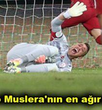 Fernando Muslera'nın en ağır sakatlığı!