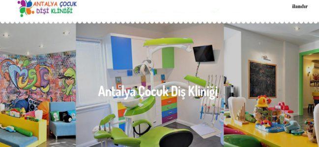 Çocuklar için Çocuk Diş Hekimi ve Klinik Hizmetleri