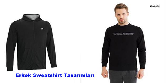 Erkek Sweatshirt Tasarımları