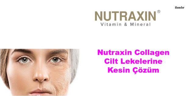 Nutraxin Collagen Cilt Lekelerine Kesin Çözüm