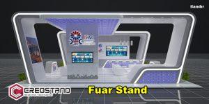 Fuar Stand özellikleri ve fiyatları