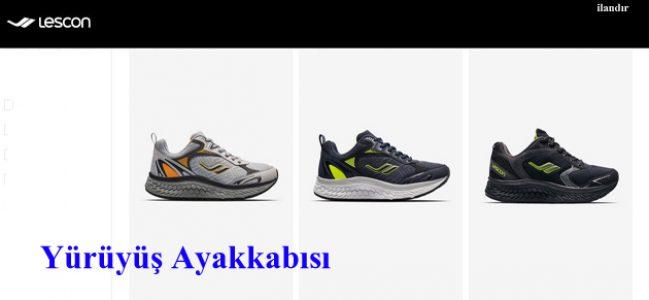 Yürüyüş Ayakkabısı Modelleri