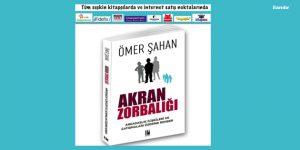 """Eğitimci Yazar Ömer Şahan'dan bir kitap daha: """"Akran Zorbalığı"""""""
