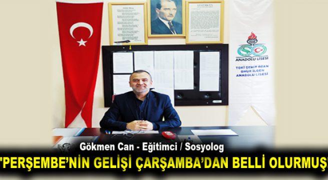 """""""PERŞEMBE'NİN GELİŞİ ÇARŞAMBA'DAN BELLİ OLURMUŞ!"""""""