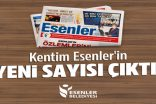 KENTİM ESENLER'İN 64. SAYISI ÇIKTI