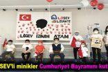 LÖSANTE'DE CUMHURİYET COŞKUSU