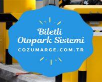 Biletli Otopark Sistemi ve Ücretli Otopark Sistemi