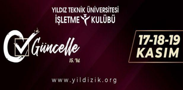 """Yıldız Teknik Üniversitesi """"CV'ni Güncelle"""" etkinliği başlıyor"""