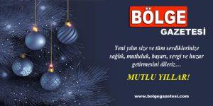 Yeni Yıl tebrik…