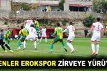 EROKSPOR'UN BİLEĞİ BÜKÜLMÜYOR