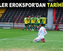 ESENLER EROKSPOR'DAN TARİHİ FARK!