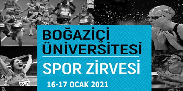 3. Boğaziçi Üniversitesi Spor Zirvesi