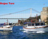 Tekne ile Boğaz Turu