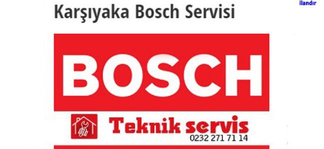 Karşıyaka Bosch Kombi Servisi