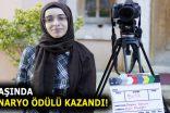 21 YAŞINDA 4 SENARYO ÖDÜLÜ KAZANDI!