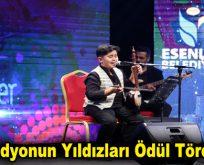 """""""RADYONUN YILDIZLARI"""" ÖDÜLLENDİ"""