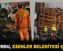 İBB DURDU, ESENLER BELEDİYESİ ÇÖZDÜ!