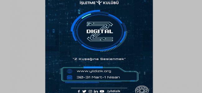 Yıldız Teknik Üniversitesi Digital Z Etkinliği
