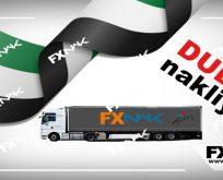 FXNAK'tan Dubai Ülkesine Uygun Karayolu Nakliye Fiyatları