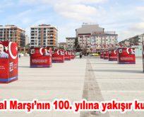 İstiklal Marşı'nın 100. yılına yakışır kutlama