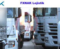 FXNAK Lojistik Avrupa Ülkelerine Nakliye Çözümleri Sunuyor!