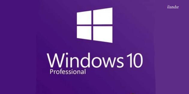 Windows 10 Pro Yeni Güncelleme