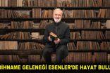 TEMBİHNAME GELENEĞİ ESENLER'DE HAYAT BULUYOR