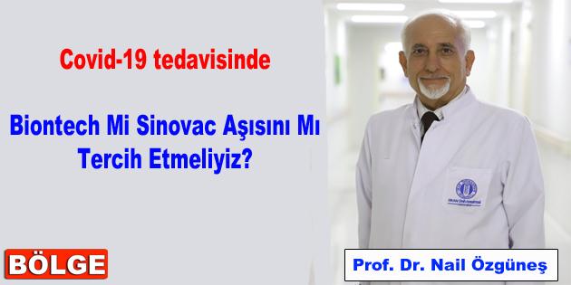 Biontech Mi Sinovac Aşısını Mı Tercih Etmeliyiz?