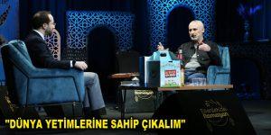 """""""DÜNYA YETİMLERİNE SAHİP ÇIKALIM"""""""