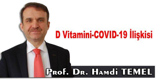 D Vitamini-COVID-19 İlişkisi