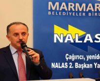 Çağırıcı, yeniden NALAS 2. Başkan Yardımcısı